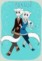 Ask Luxia and Kobi! by AskTheArcticTwins