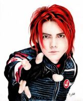 Gerard Way - Party Poison by lamotta94
