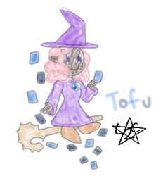Doodle: Tofu by learn2chillax