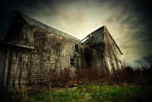 Old home by JamesStewart