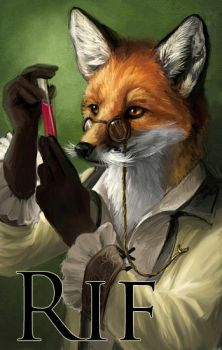 Rif Badge by T-Tiger