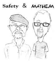 Safety and Mayhem by pockets1987