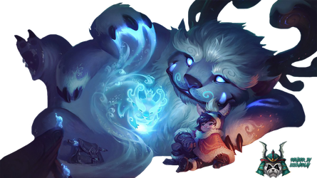 [Rework] Nunu - Render by lol0verlay