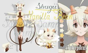 (CS)(Rare)Shugii: Vanilla Bean (AUCTION)(OPEN) by Neopalitan
