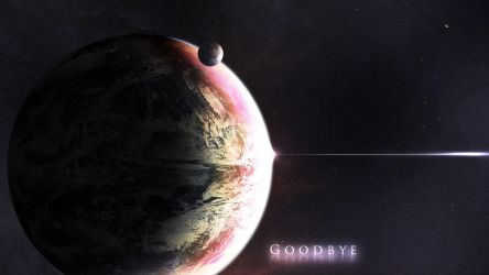 Goodbye by DemosthenesVoice