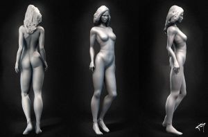 Sculpting exercice by j--o--h