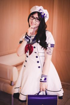 My sailor lolita outfit for J-rock convent'17 by jurisdictia