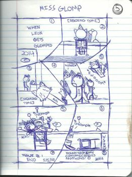Note Pad Edition Issue #1 by FoxValoKne