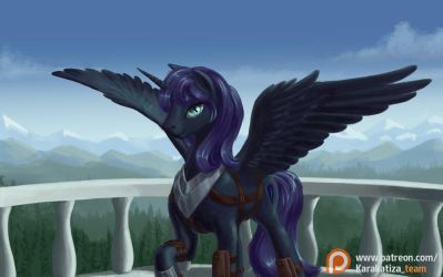 Some Peace and Quiet by KirillK