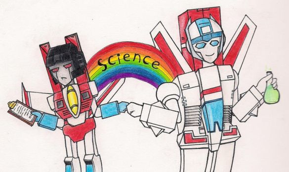 SCIENCE by ChicoMarx
