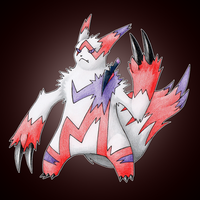 Mega Zangoose