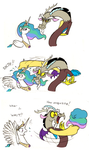 Discord being Discord by Mickeymonster