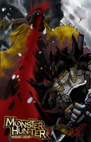 MH_Kojin's_Victory_Final by kaizer33226