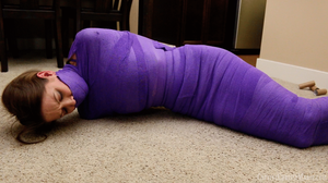 Bratty Wife Wrapped Up Tight by Finisterboy