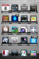 Zorsha for iPhone 4 Full Pack by Maldoro