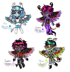 [Adopts]: Chaoscu Batch 1 [OPEN/SET PRICE] by SimplyDefault