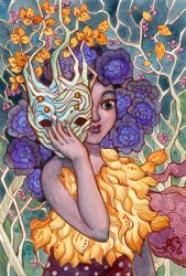 The Mask by AniaMohrbacher