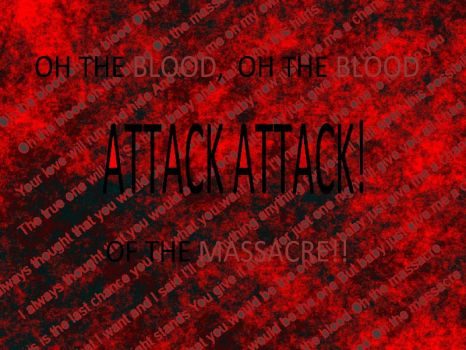 Attack Attack Wallpaper by D3ADKi113R