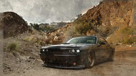 Dodge Challenger Tuned by alexartro