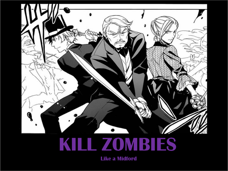 Kill Zombies by 1HellOfAnOtaku