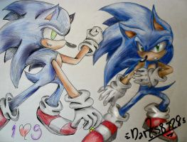 Collab: The Power of Two...or One? by iheartsonic