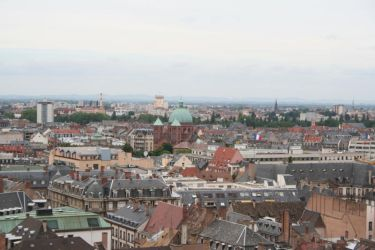 Strasbourg - From Cathedral by Adeu
