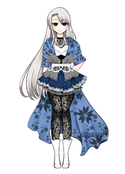 Raffle: Airienne by Tychees