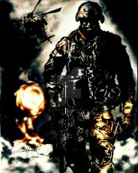 Battlefield: Bad Company 2 by Defiant2Death