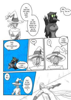 WizardPaloozaOCT - Eglantina - Audition - 06 by Shadow-wing2