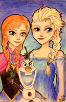 Do You Wanna Build a Snowman? by Cascadena