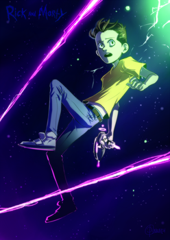 Morty by Dunklayth