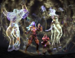 Archaeology: Saved by Draenei Spirits by Belvane