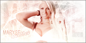 Maryse Ouellet by LittleOmig
