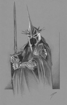 Witch King by GabeFarber