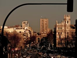 Madrid by Danaeryn