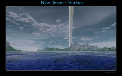 New Texas Surface by dragonpyper