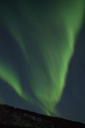 Aurora Borealis Stock by Aredelsaralonde
