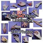 50 Hand Challenge Pack - 244 Hand References by SenshiStock