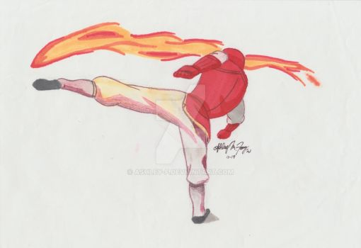 Pro Fire Bender by ashley-f