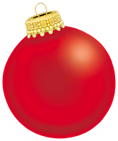 Christmas Ball by nighthawk101stock