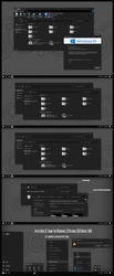 After Dark CC Theme Win10 October Update 1809 by Cleodesktop
