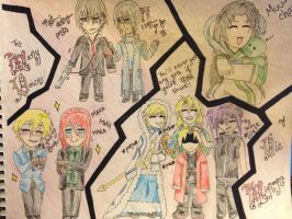 The Many Voices of Vic Mignogna by rihannura