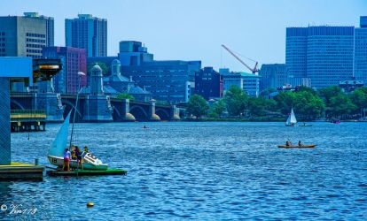 Summer On The Charles 2 by vin113