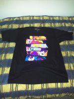 My Little Pony t-shirt by EgonEagle