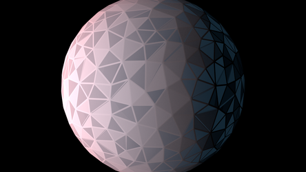 Desktop background sphere v2 by tangerine-machine