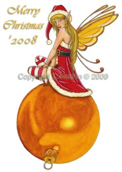 Bauble Fae 3 by PickledPixie