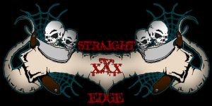 Straight Edge Banner by ZMBGraphics