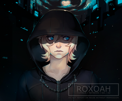 The boy that never was by Roxoah