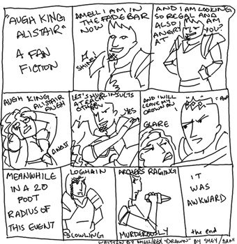 AUGH KING ALISTAIR by DanisMuffins