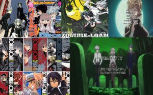 Zombie Loan collage by robjohnmarie